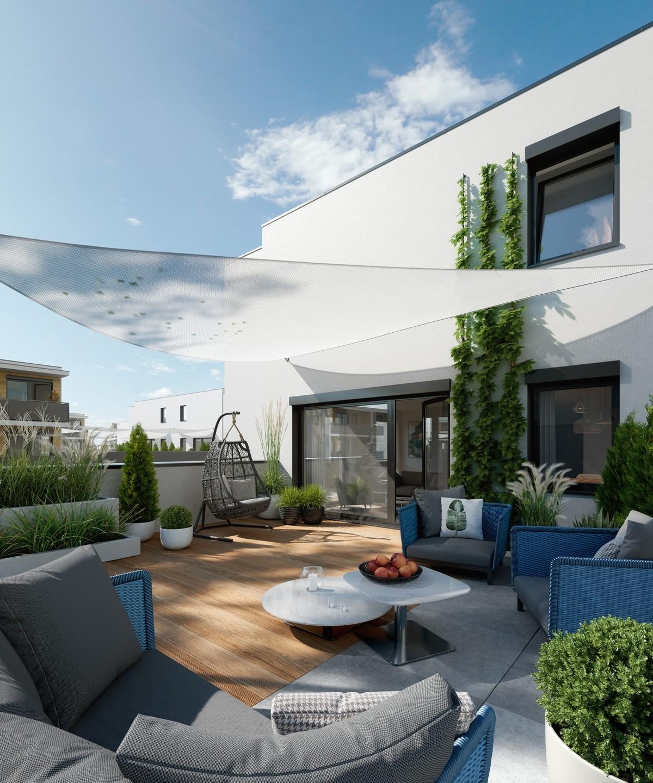 Apartamenty Natura 2 - wizualizacja 4