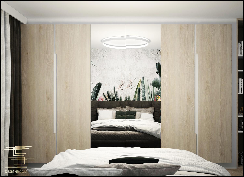Apartamenty Natura 2 - mieszkanie pokazowe D2-3 - wizualizacja 07