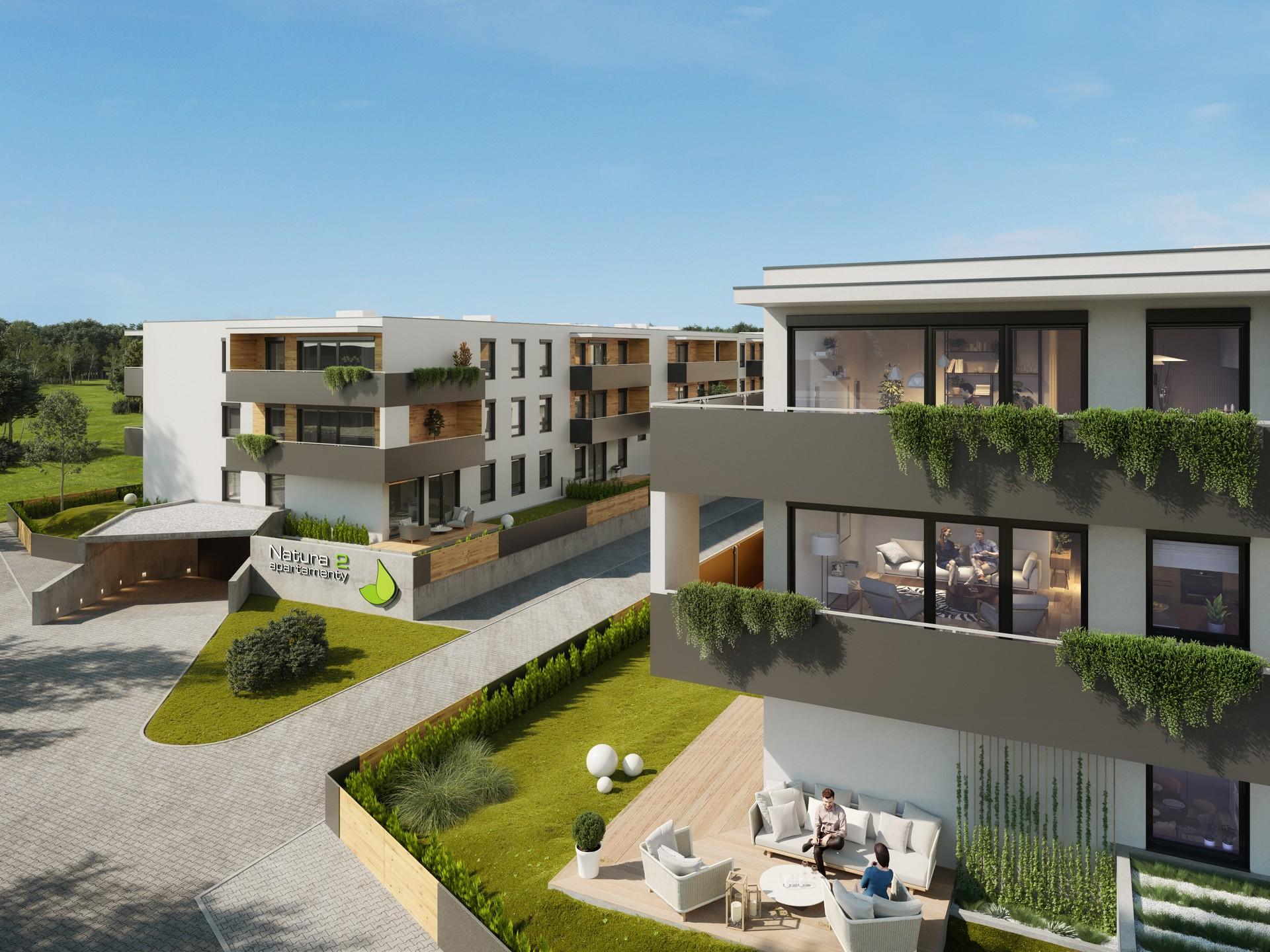 Apartamenty Natura 2 - wizualizacja 6
