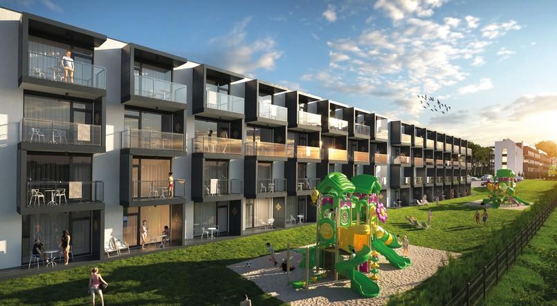 Apartamenty Natura 2 - voucher Apartamenty