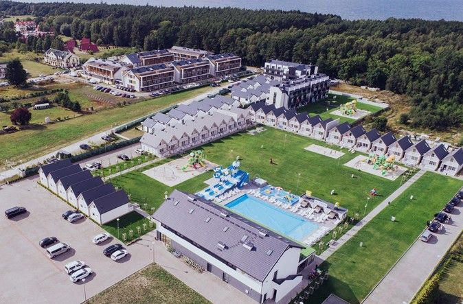 Apartamenty Natura 2 - voucher Kołobrzeg